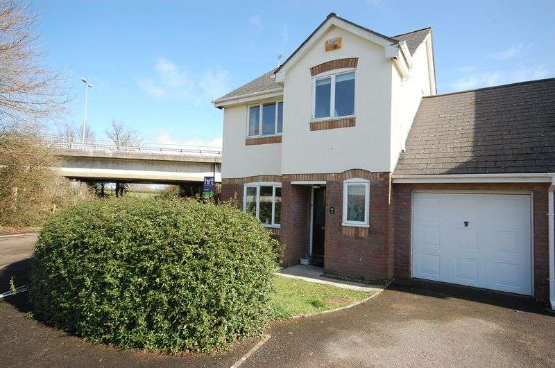 2 Bedrooms House for sale in 15 Middlegate Court, Cowbridge, Vale of Glamorgan, CF71 7EF