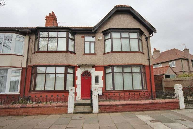 4 Bedrooms Terraced House for sale in Mount Road, Birkenhead
