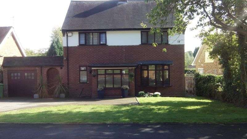 4 Bedrooms Detached House for sale in WIGHTWICK, Firsway