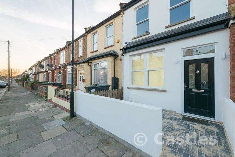 4 Bedrooms Terraced House for sale in Eldon Road N22