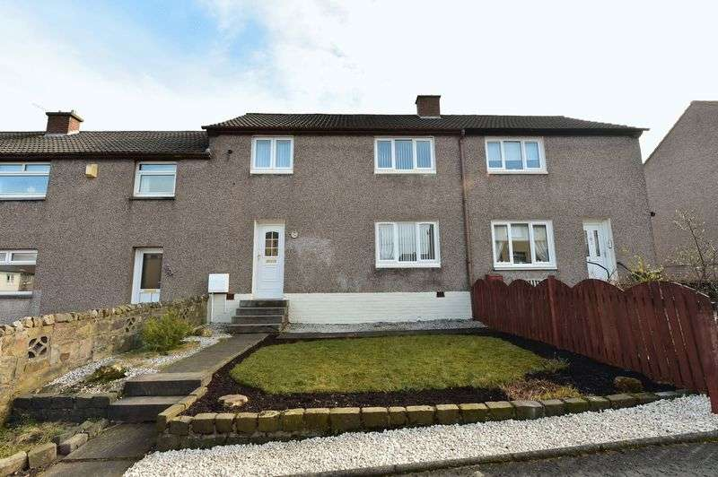 3 Bedrooms Terraced House for sale in Gateside Road, Whitburn, EH47 0NQ