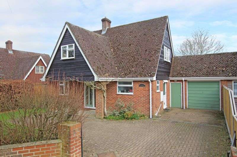 3 Bedrooms Detached House for sale in Whiteparish