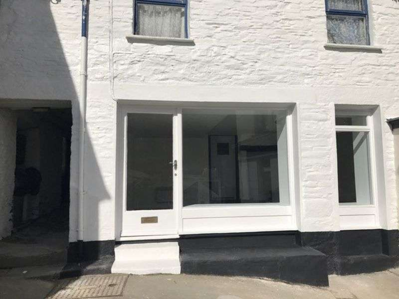 Commercial Property for sale in 24 Market Place, Camelford