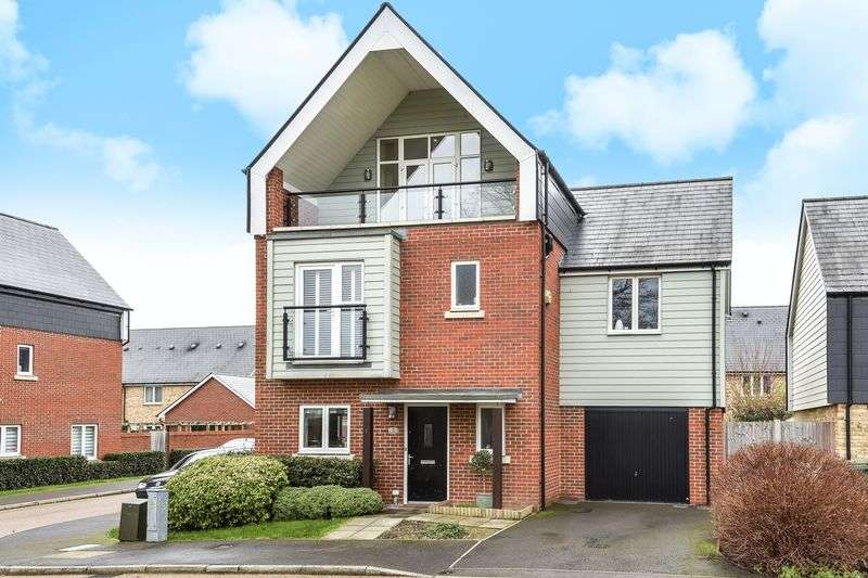 5 Bedrooms Detached House for sale in Juniper Close Epsom