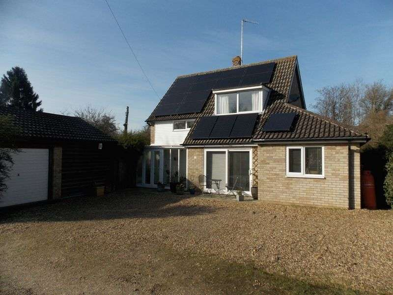 4 Bedrooms Detached House for sale in Post Office Lane, Thurston