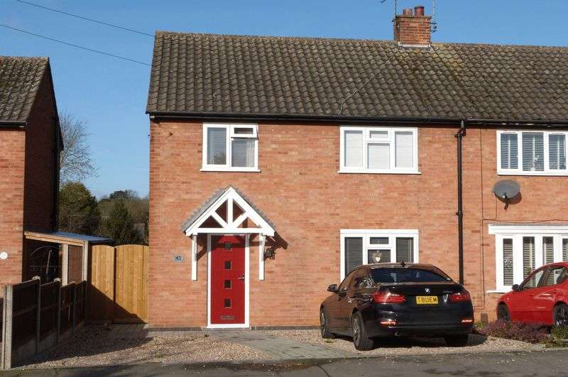 3 Bedrooms Semi Detached House for sale in Horsewell Lane, Little Hill Estate