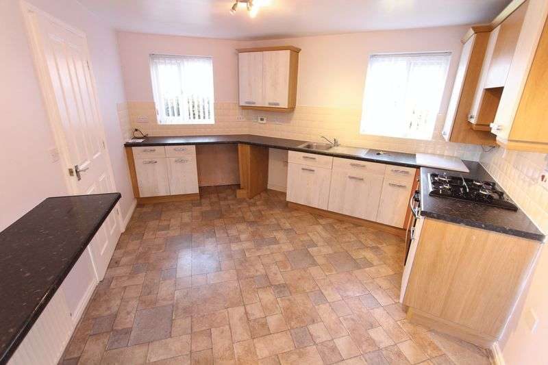 3 Bedrooms Semi Detached House for sale in Barnton Close, Bootle