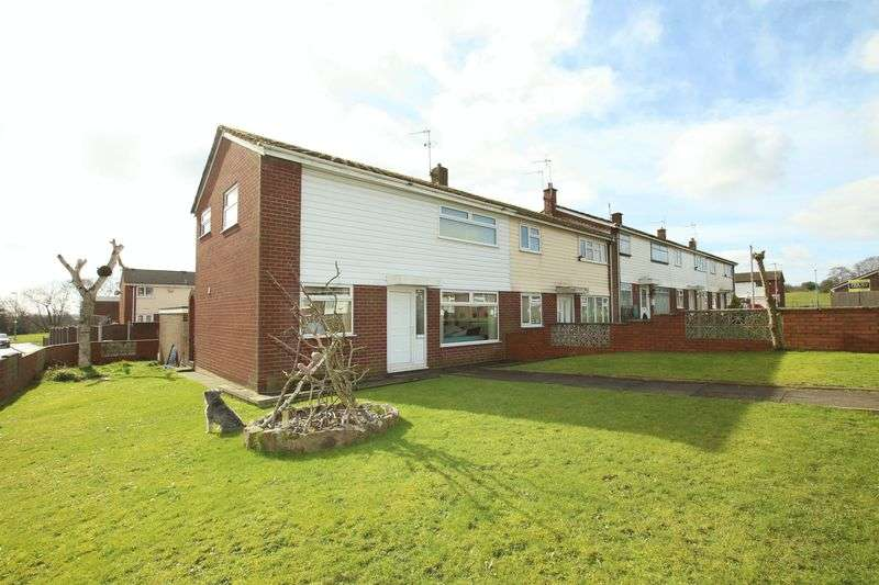 3 Bedrooms Semi Detached House for sale in Patrick Place, Brindley Ford