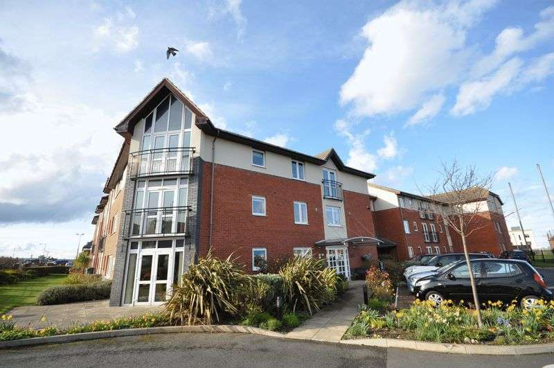1 Bedroom Retirement Property for sale in 10 Fairways Court,Upgang Lane, Whitby