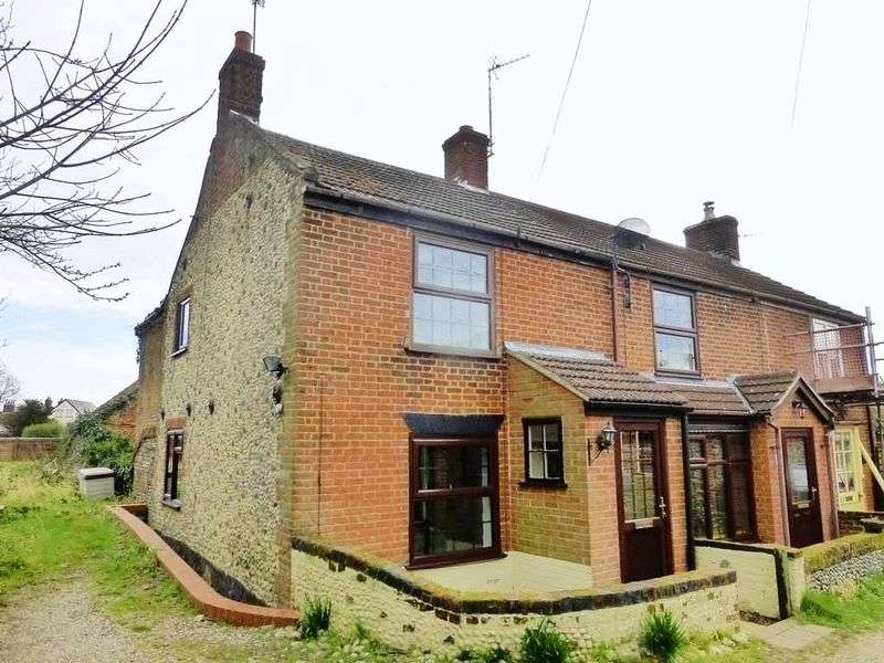 3 Bedrooms Terraced House for sale in Martham