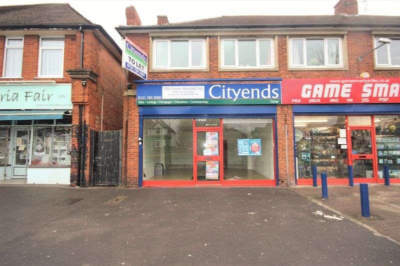 Property for rent in Hob Moor Road, Birmingham