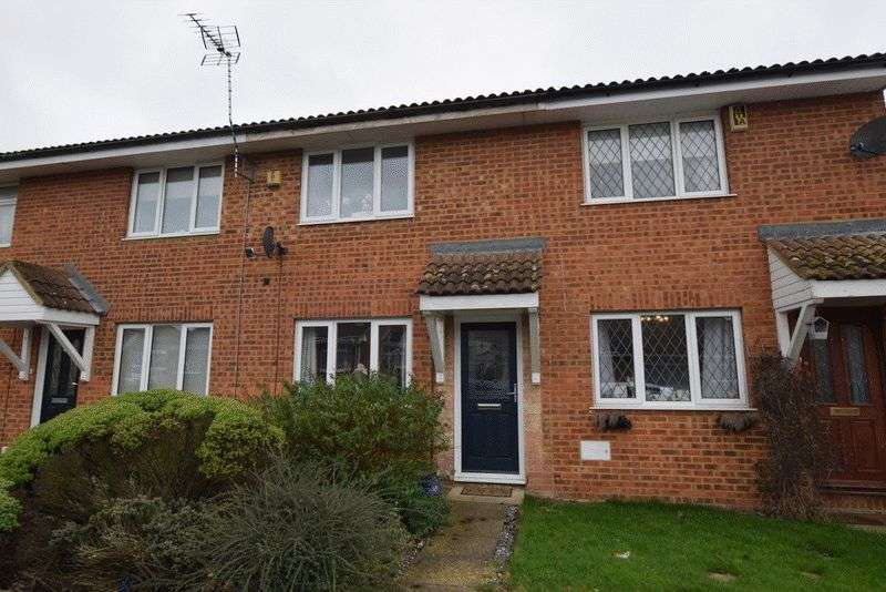 2 Bedrooms Terraced House for sale in Hilliard Drive, Bradwell, Milton Keynes