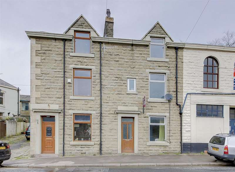 4 Bedrooms Terraced House for sale in Newchurch Road, Stacksteads, Bacup