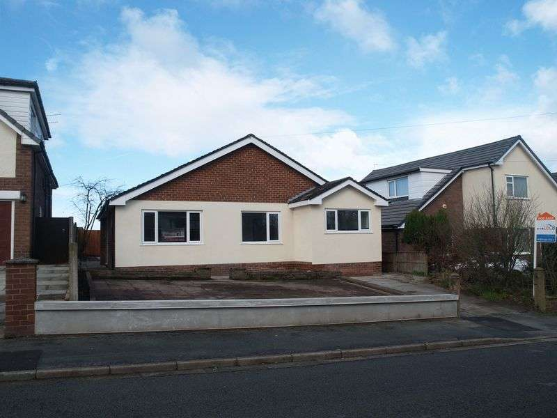 3 Bedrooms Detached Bungalow for sale in Wimbrick Crescent, Aughton