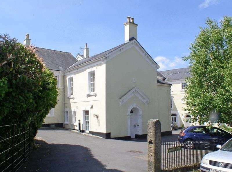 2 Bedrooms Flat for sale in Mill Street, Chagford