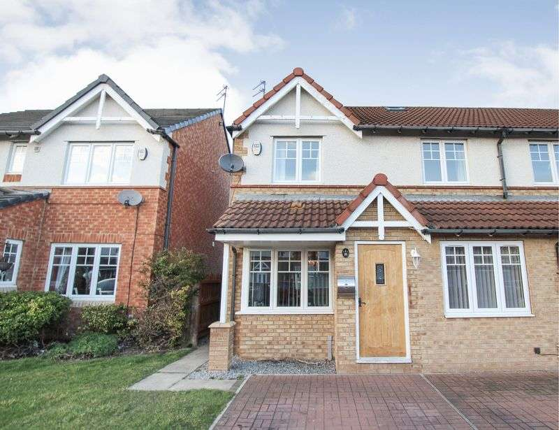 5 Bedrooms Semi Detached House for sale in Torcross Way, Redcar