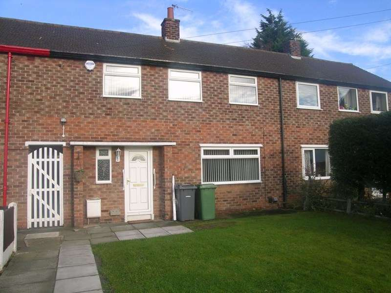 3 Bedrooms Terraced House for sale in Prenton Dell Road, Prenton