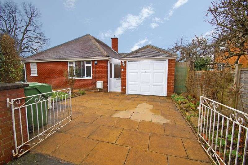 2 Bedrooms Detached Bungalow for sale in Victoria Road, Bromsgrove