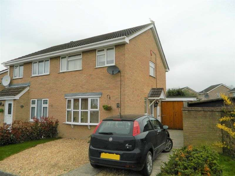 3 Bedrooms Semi Detached House for sale in Windsor Road, Bridgwater