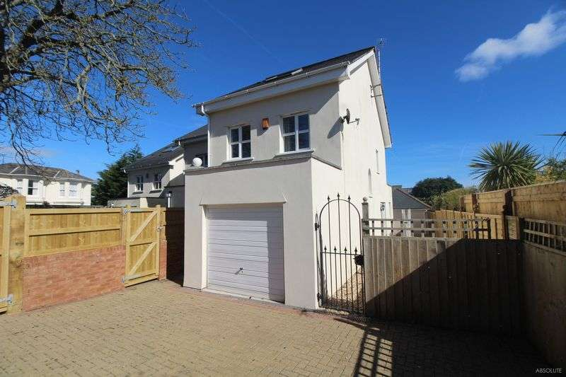 3 Bedrooms Semi Detached House for sale in Petitor Road, Torquay