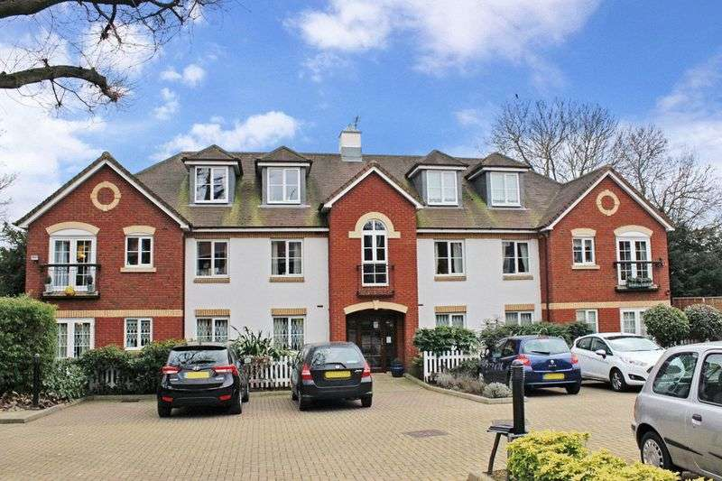 2 Bedrooms Retirement Property for sale in Pegasus Court (Winchmore Hill), Winchmore Hill, N21 2RW