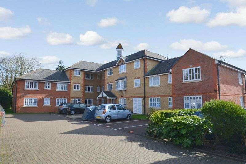 1 Bedroom Retirement Property for sale in Hutchings Lodge, Rickmansworth, WD3 1EY