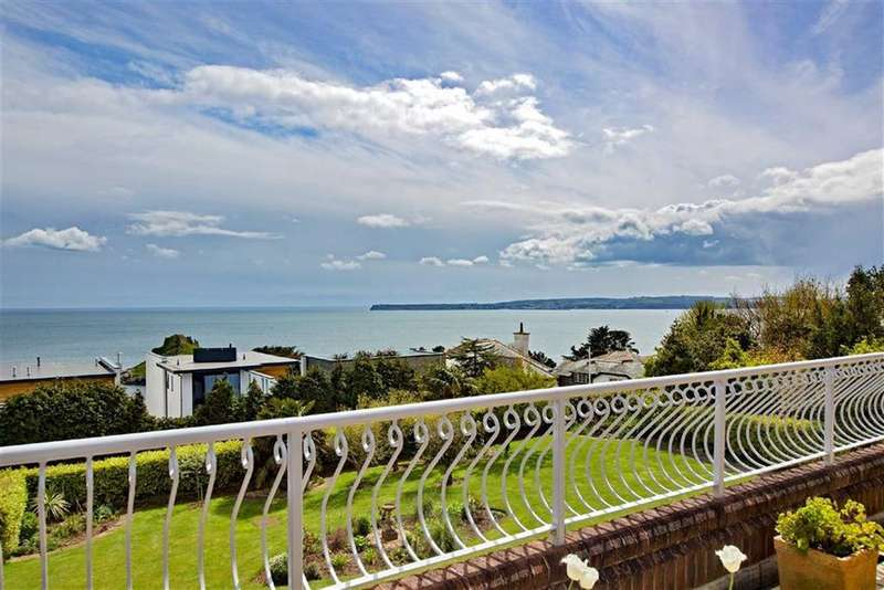 3 Bedrooms Detached House for sale in Thatcher Avenue, Torquay, TQ1