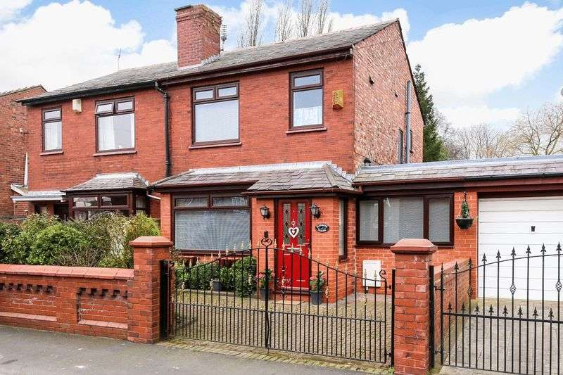 3 Bedrooms Semi Detached House for sale in Bankes Avenue, Orrell