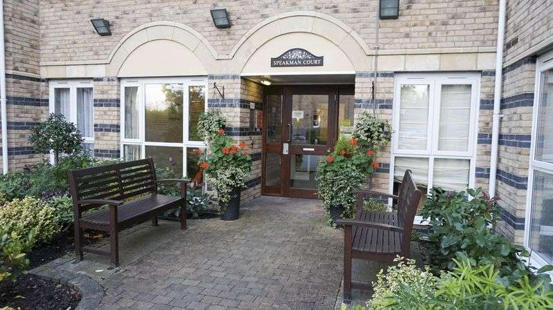 2 Bedrooms Retirement Property for sale in Speakman Court, Altrincham