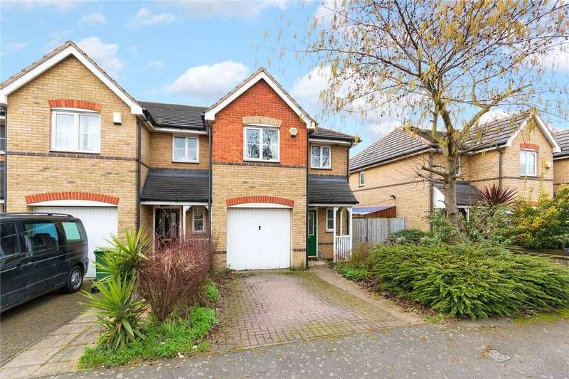 3 Bedrooms House for sale in Joseph Hardcastle Close, New Cross, London, SE14