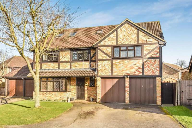 7 Bedrooms Detached House for sale in Fennel Close