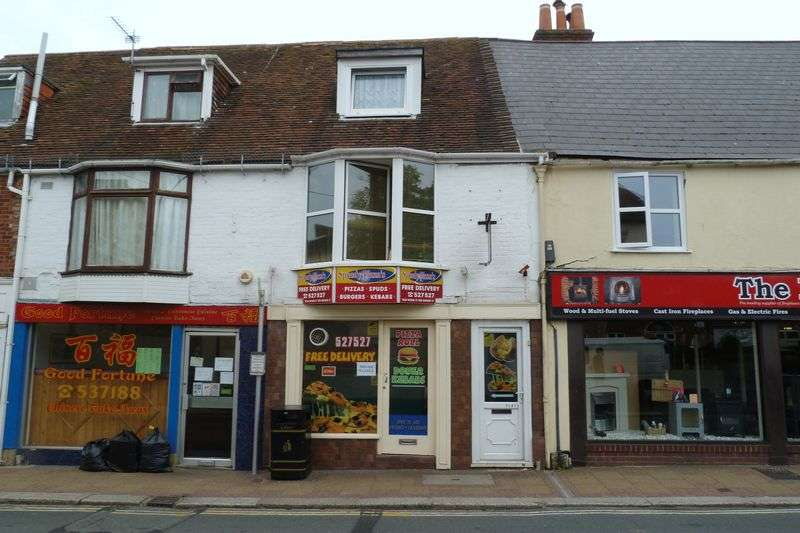 2 Bedrooms Property for sale in Lower St James Street, Newport