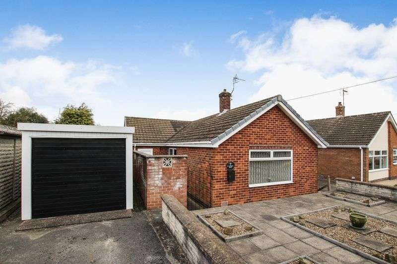 2 Bedrooms Detached Bungalow for sale in St Andrews Drive, Alfreton