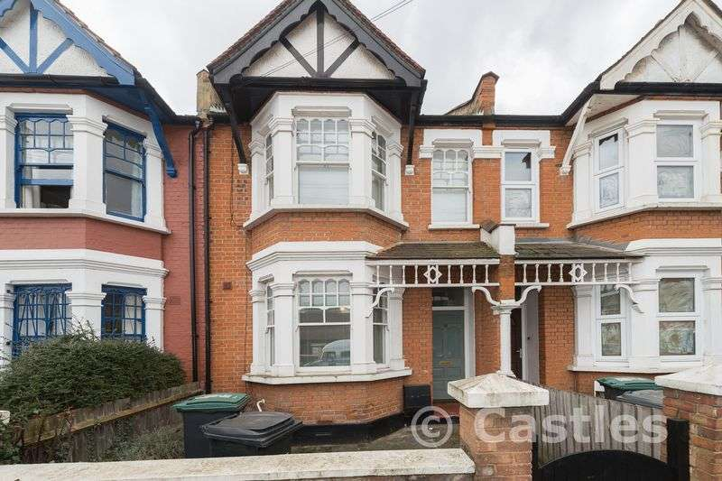3 Bedrooms Terraced House for sale in Lealand Road N15
