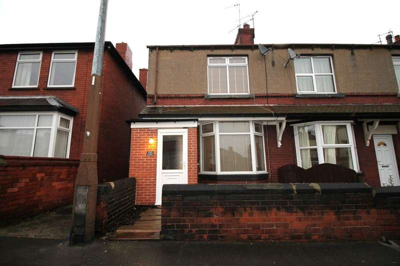 2 Bedrooms Property for sale in Princess Road, Mexborough, S64