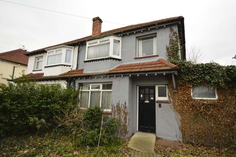 3 Bedrooms Semi Detached House for sale in Poulton Avenue, Sutton, SM1