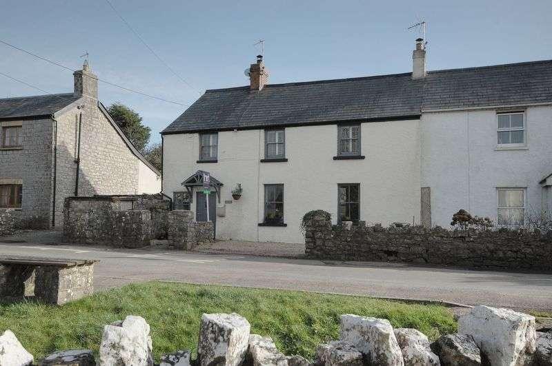 3 Bedrooms Semi Detached House for sale in Cartref, Llandow, Nr. Cowbridge, Vale of Glamorgan CF71 7NT