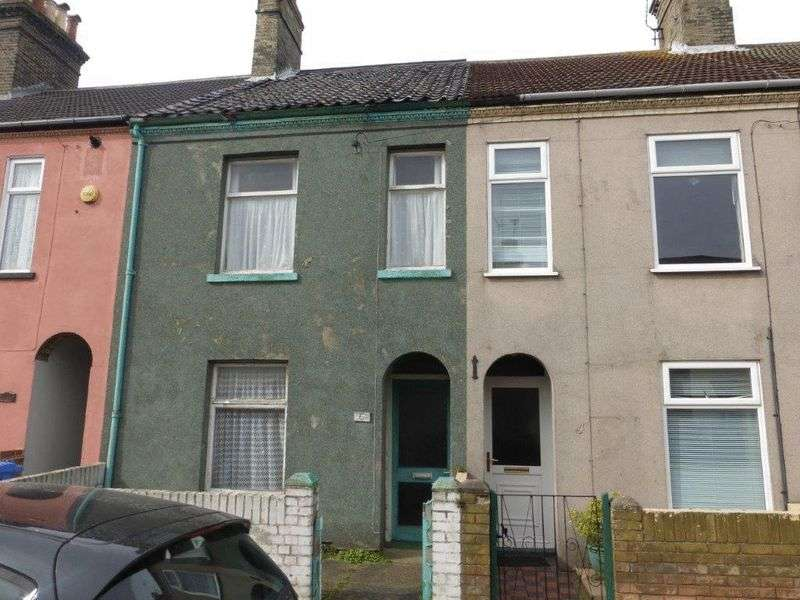 2 Bedrooms Terraced House for sale in St. Leonards Road, Lowestoft