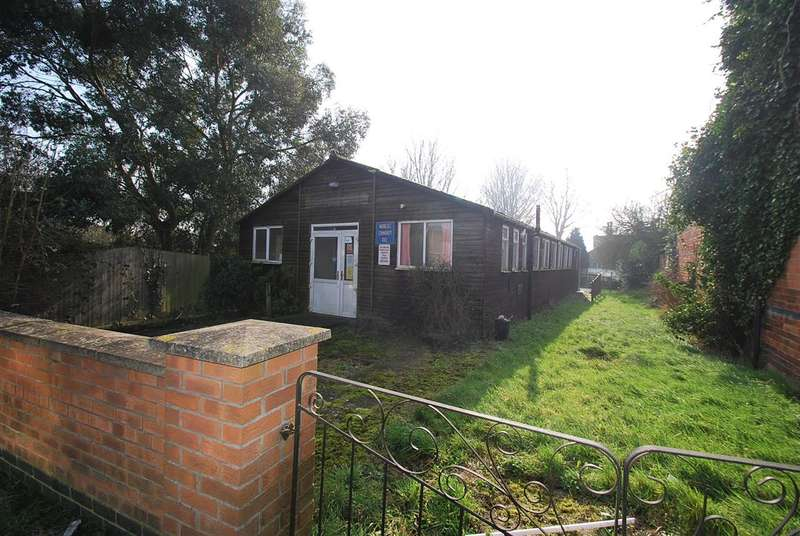 Land Commercial for sale in Wainfleet Community Hall, Rumbold Lane, Wainfleet, Skegness