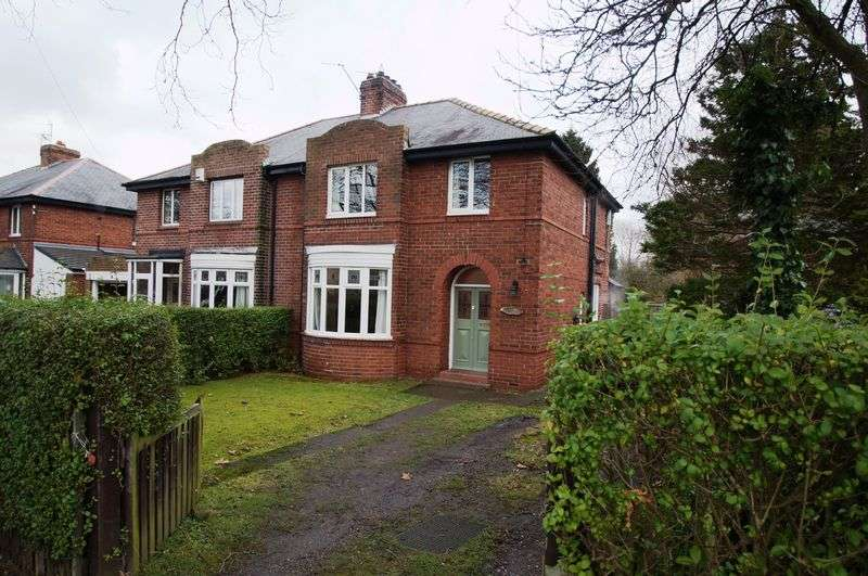 3 Bedrooms Semi Detached House for sale in Elvet Moor, Durham