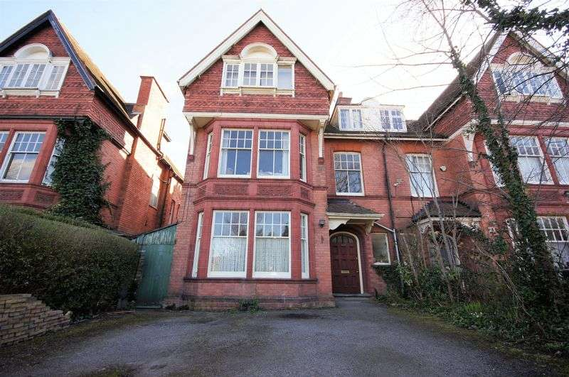 2 Bedrooms Flat for sale in Anderton Park Road, Moseley - REQUIRING MODERNISING - TWO BEDROOM CONVERTED APARTMENT IN MOSELEY WITH NO CHAIN!!