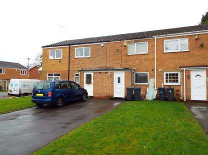 2 Bedrooms Terraced House for sale in Dobbs Mill Close, Selly Park, Birmingham, West Midlands