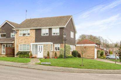 4 Bedrooms Detached House for sale in Tidmarsh Road, Leek Wootton, Warwick, .