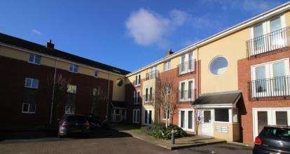 2 Bedrooms Flat for sale in Mill Point, Rowditch Place, Derby, Derbyshire