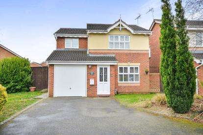 3 Bedrooms Detached House for sale in Mansfield Road, Sutton-In-Ashfield, Nottinghamshire, Notts