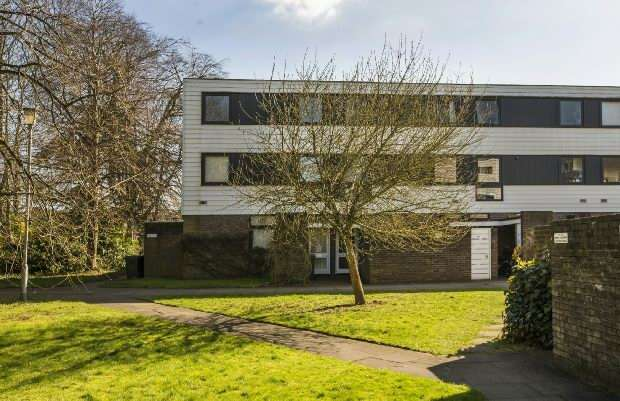 2 Bedrooms Maisonette Flat for sale in Oaklands, Bulmershe Road, Reading