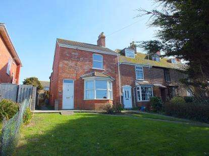 2 Bedrooms End Of Terrace House for sale in Wyke Regis, Weymouth, Dorset