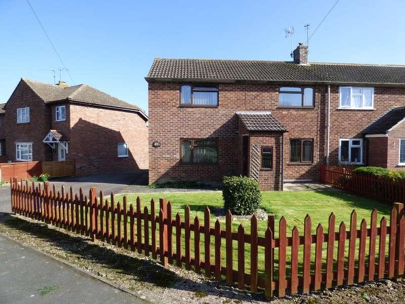 3 Bedrooms Semi Detached House for sale in Kinglsey Road, Bishops Tachbrook