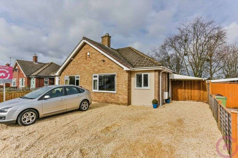 2 Bedrooms Semi Detached Bungalow for sale in Kingsmead Close, Cheltenham