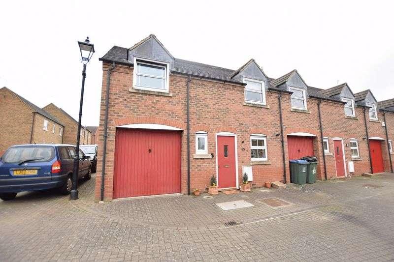 4 Bedrooms Terraced House for sale in Portman Mews, Aylesbury